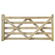 5 Bar Field gates 1.2mtrs High