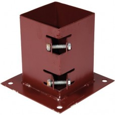 Bolt Down Base Sockets 100mm x 100mm