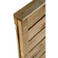 Panel Batten Ends - For cut down panels