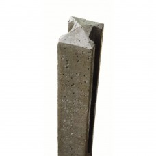 100 x 100 Intermediate Slotted Concrete Post