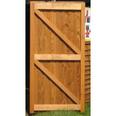 Closeboard Fully Framed Morticed & Tenoned Gate