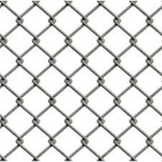 25m x 2.5mm Galvanised Chainlink Fence