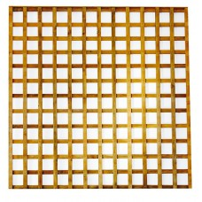 Trellis 1.8m wide - various heights - Gold dipped