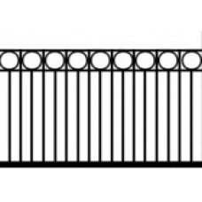 Half Height Kent / Essex Railing Panels