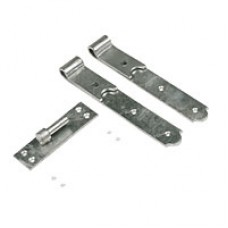 Galvanised Hook & Band Hinges (pair)
