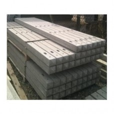 100 x 100 Morticed Intermediate Concrete Post