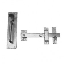 Heavy Duty BZP Suffolk Latch