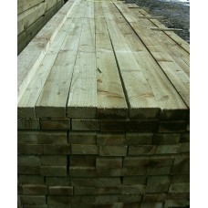 Timber Wall Plate / Timber Rails